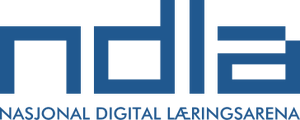 Logotyp for NDLA